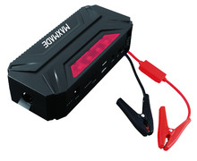 New Products 2015 Portable car charger Peak 16500mAh 12V Mini multi-functional power bank jump starter