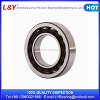 Shandong angular contact ball bearing 7018ACM with high quality and best price