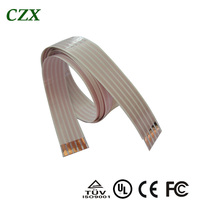 China manufacturer 0.3mm grid 41pin FFC cable in Connectors