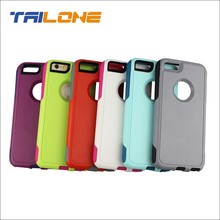 TPU and PC combo case for iPhone 6 case