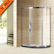 GA-301 mini shower room simple beautiful shower enclosure and frameless glass shower room