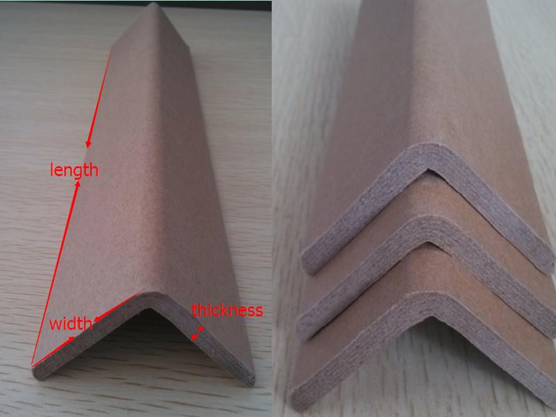Corner Pvc Protcror : Paper angle protector l shape corner high