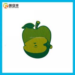 2015 High Quality Printing Fruit Shape Fregrance Paper Air Freshener