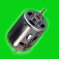 For Hair Dryer CE Certificate Micro Motor RS365 DC Motor