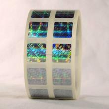 3D Laser Custom Holographic Labels / Hologram Sticker