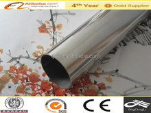 taiwan stainless steel pipe manufacturer/pom pipe/316l stainless steel seamless pipe