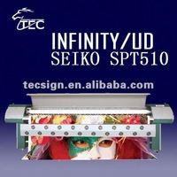 3.2m large format outdoor plotter digital solvent printer with spt 510 print head for flex banner and vinyl printing