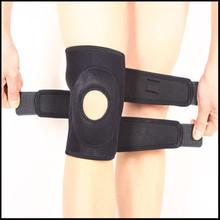 Neoprene Pad Basketball Leg Knee Long Sleeve Protector Gear