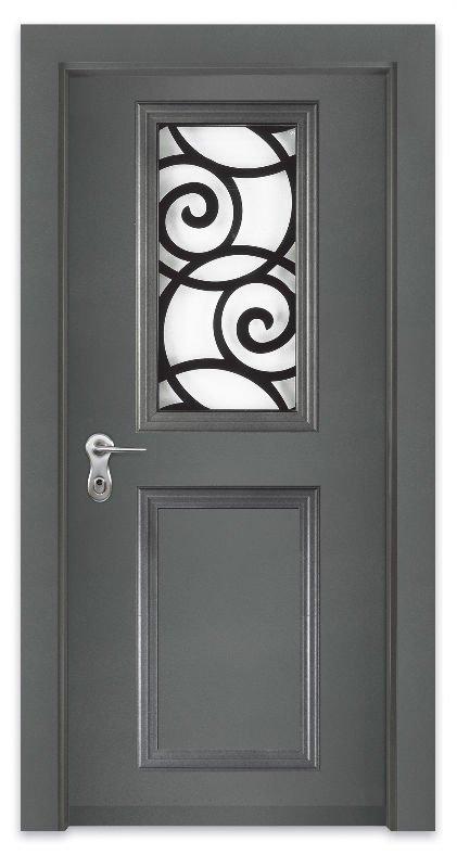 De Metal Decorativos Puertas