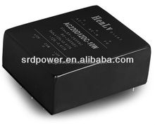 New and hotsale Henlv ac 220v to dc 5v 2A single 10w ac dc converter AC220S05DC-10W