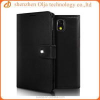 New korea flip pu leather mobile phone case for samsung galaxy s5, fashion mobile phone case for samsung s5