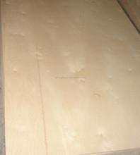 E0 glue 11 plies 18mm furniture grade white birch plywood