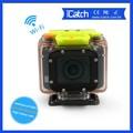 16 mega píxeles de alta definición de vídeo digital cámara con control remoto reloj