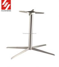 large size 4 leg coffee table restaurant table used long leg