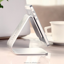 Hot selling Aluminum Micro-suction mobile phone stand/tablet stand