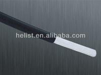 single core end glow fiber optic cable lighting