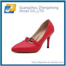 three colors office ladies classical cutter pumps shoes