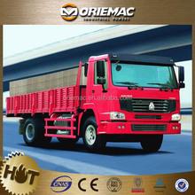 Sinotruk HOWO 4X2 hydraulic Cargo Van
