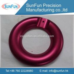 Customized high quality milling cnc machining aluminum box
