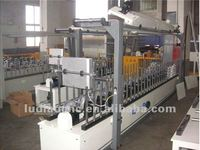 China best cold glue wrapping machine MBF-300D Laminating machine(cold glue)