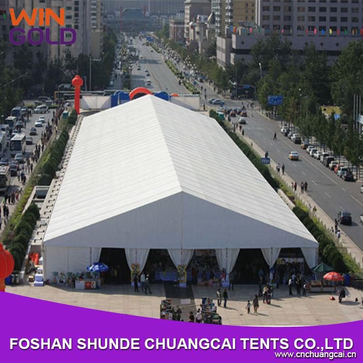 2015 роскошью индивидуальные водонепроницаемый 30 x 60 м ясно длительный срок службы шатер ну вечеринку палатка белый большой церковь палатка для продажи