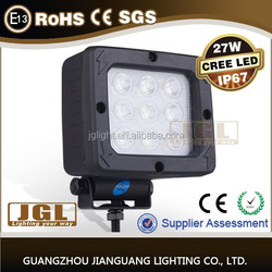 super bright farming, mining, truck, excavator, heavy duty 27w working led lights