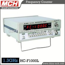instructions high frequency machine MCH HC-F1000L Digital Frequency Counter 1KHz 10Hz - 1000MHz Maxi 1.3GHz