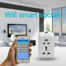 Belkin WeMo switched socket-WiFi Enabled Electric Switch And Socket,Electric Smart Zigbee Wifi Plug Power Socket,Electric Socket