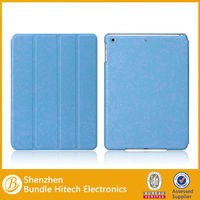 stand up leather case for apple ipad air
