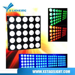 NEW High Power 5*5 led dots Video Matrix Light