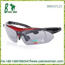 2015 Yiwu factory cheap price basketball sport racing glasses
