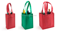 High quality hot selling wine paper gift bag