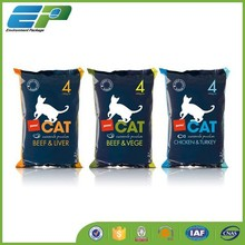 customized design dog pet food packaging bag