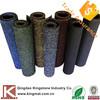 anti-slip, anti-fatigue kitchen workshop EPDM rubber gym flooring