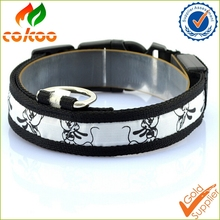 New products 2015 LED safety pet collar,Flashing Light Up Bling LED dog collars