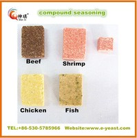 Sachet Soup cube /powder chicken flavor factory from China