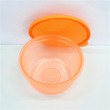 Venta caliente de plástico de promoción contenedor de alimentos para mascotas