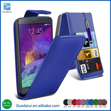 For Samsung galaxy note 5 edge flip leather case pu leather case