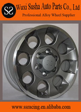16 y 17 pulgadas replica aleación de aluminio fuera de la carretera llanta para FJ Curiser