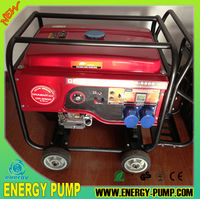 1kw 2kw 2.5kw 3kw 5kw 6kw 7kw SWISS KRAFT PETROL GENERATORS portable low noise gasoline sets