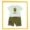 2014 de verano los niños europeos conjuntos casual niños ropa de niño
