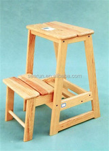Eco-friendly wooden dining table and chairs