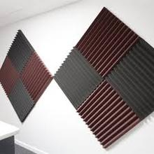 colorful sound proof foam/soundproofing materials