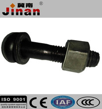 China bolt steel structural high tensile steel bolts ISO