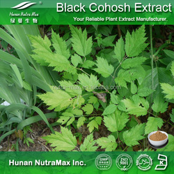 Factory supply Black cohosh extract/Triterpene Glycosides 20%/Black cohosh powder/Antiinflammation plant extract