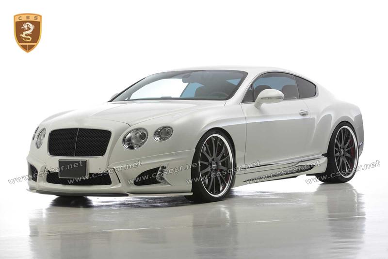 Kit carrosserie Pour Bentley Continental GT 12 ~ 15 Auto Voiture Pare-chocs corps kits