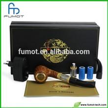 Alibaba expresar de vapor e tubería proveedor de china 618 e- tubería pipas de madera del tabaco