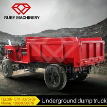 Best sale underground dump truck small dump truck for underground mining