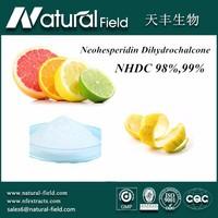 Food & Beverage sugarless sweetener NHDC powder Citrus aurantium Extract