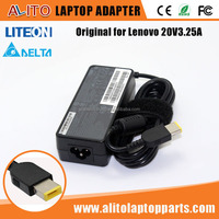 ADLX65NLC3A Original 65W 20V 3.25A AC Adapter Charger Power for Lenovo IdeaPad Yoga 13 Ultrabook